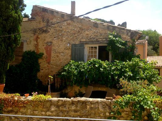 Maison proven ale en pierre naturelle vaucluse - Maison provencale en pierre ...