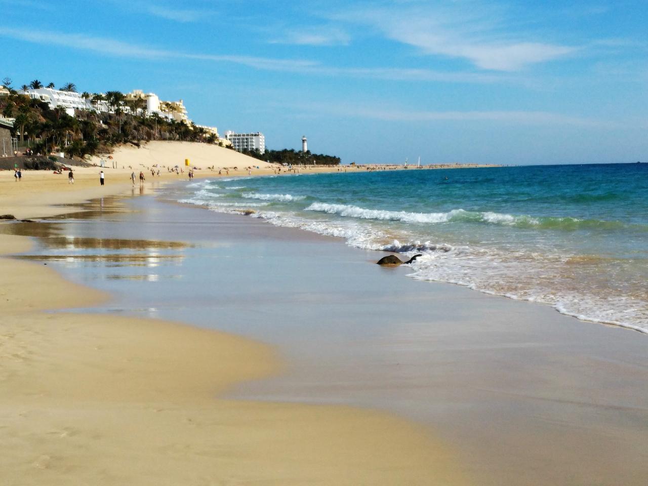 Ferienwohnung Apartment 2 / 4er Direkt am Meer, mit Blick auf den Strand, Schwimmbäder, ausgestattet. WI (634890), Morro Jable, Fuerteventura, Kanarische Inseln, Spanien, Bild 30