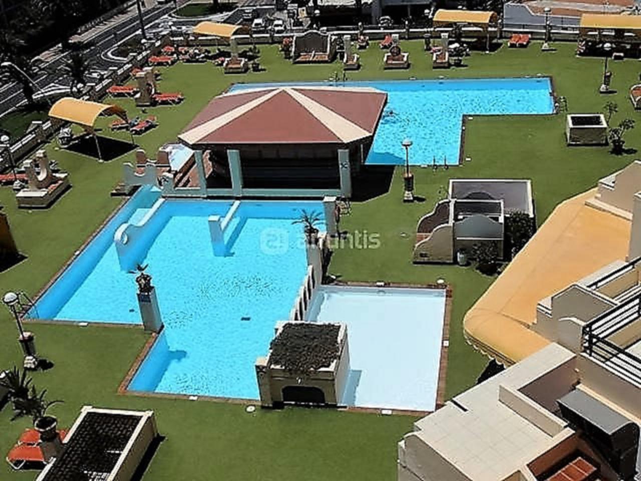 Ferienwohnung Apartment 2 / 4er Direkt am Meer, mit Blick auf den Strand, Schwimmbäder, ausgestattet. WI (634890), Morro Jable, Fuerteventura, Kanarische Inseln, Spanien, Bild 18