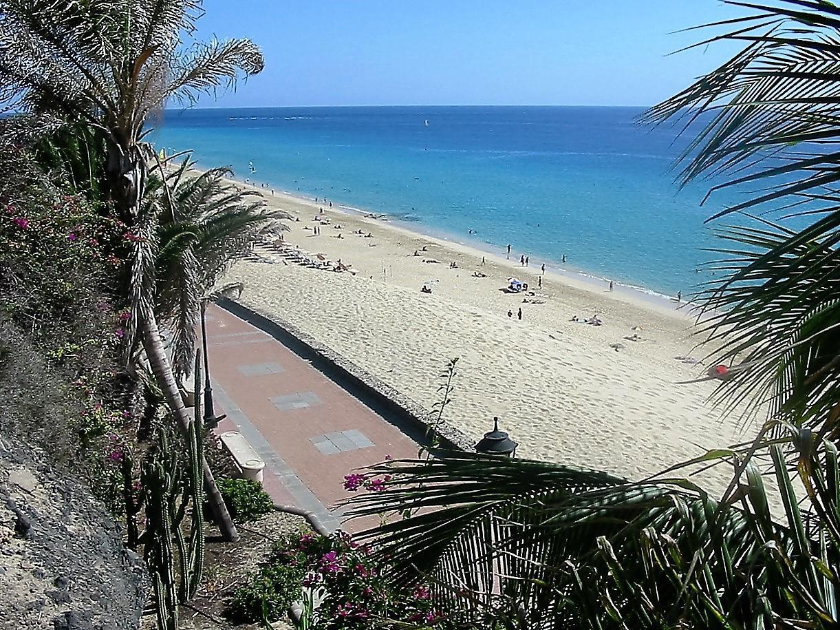 Ferienwohnung Apartment 2 / 4er Direkt am Meer, mit Blick auf den Strand, Schwimmbäder, ausgestattet. WI (634890), Morro Jable, Fuerteventura, Kanarische Inseln, Spanien, Bild 21