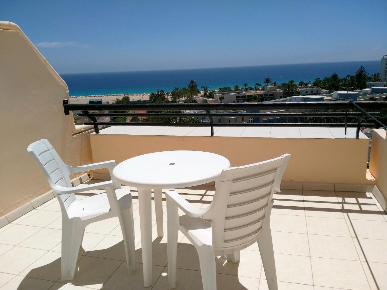 Ferienwohnung Apartment 2 / 4er Direkt am Meer, mit Blick auf den Strand, Schwimmbäder, ausgestattet. WI (634890), Morro Jable, Fuerteventura, Kanarische Inseln, Spanien, Bild 2