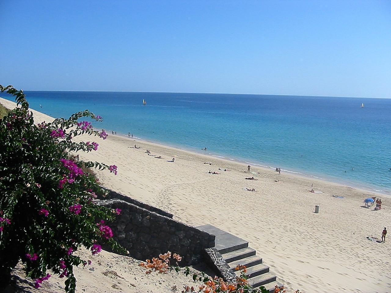 Ferienwohnung Apartment 2 / 4er Direkt am Meer, mit Blick auf den Strand, Schwimmbäder, ausgestattet. WI (634890), Morro Jable, Fuerteventura, Kanarische Inseln, Spanien, Bild 32