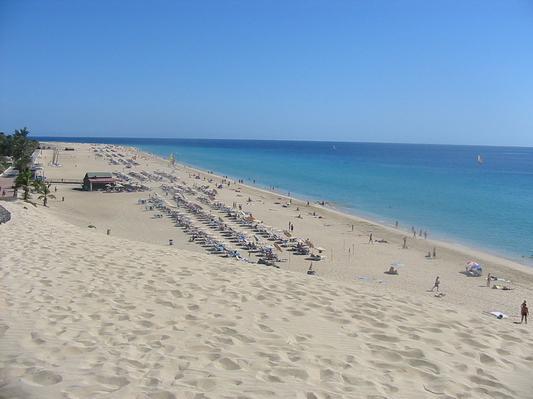 Ferienwohnung Apartment 2 / 4er Direkt am Meer, mit Blick auf den Strand, Schwimmbäder, ausgestattet. WI (634890), Morro Jable, Fuerteventura, Kanarische Inseln, Spanien, Bild 28
