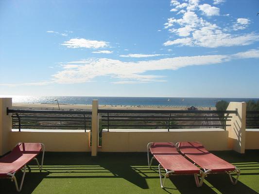 Ferienwohnung Apartment 2 / 4er Direkt am Meer, mit Blick auf den Strand, Schwimmbäder, ausgestattet. WI (634890), Morro Jable, Fuerteventura, Kanarische Inseln, Spanien, Bild 15