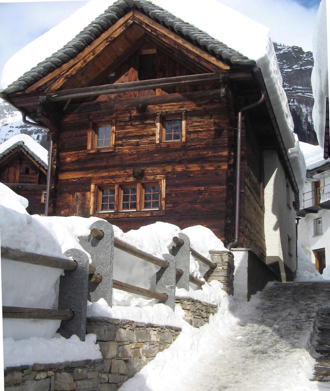 Ferienhaus CASA DEL SASSO (636726), Bosco Gurin, Maggiatal, Tessin, Schweiz, Bild 5