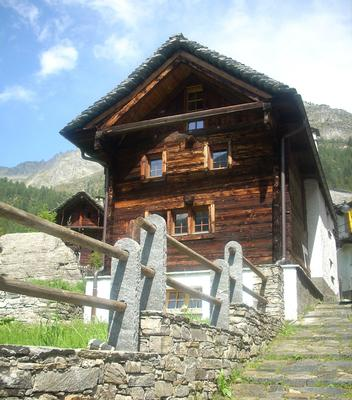 Ferienhaus CASA DEL SASSO (636726), Bosco Gurin, Maggiatal, Tessin, Schweiz, Bild 3