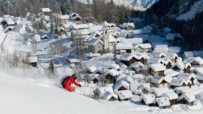 Ferienhaus CASA DEL SASSO (636726), Bosco Gurin, Maggiatal, Tessin, Schweiz, Bild 33