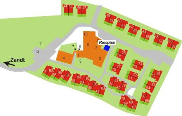Ferienhaus Ferienhäuser Schlossberg mit zwei sep. Schlafräumen, kostenlosem w-lan und neuer Hausausst (641782), Zandt, Bayerischer Wald, Bayern, Deutschland, Bild 16
