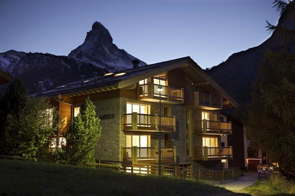 Holiday apartment Haus Amber 6 Zimmer Duplex Wohnung ***** (646349), Zermatt, Zermatt, Valais, Switzerland, picture 1