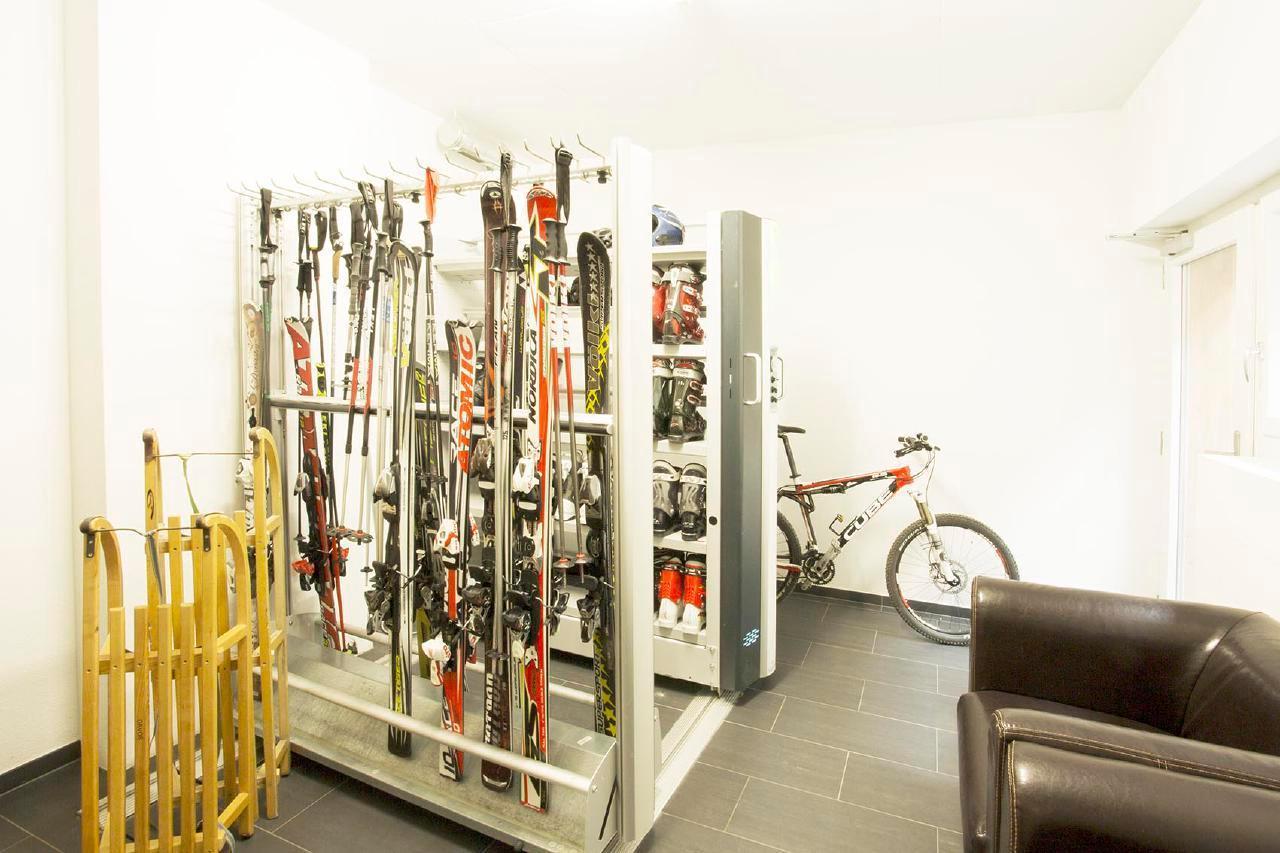 Holiday apartment Haus Amber 5 Zimmer Duplex Attika Wohnung ***** (646351), Zermatt, Zermatt, Valais, Switzerland, picture 14