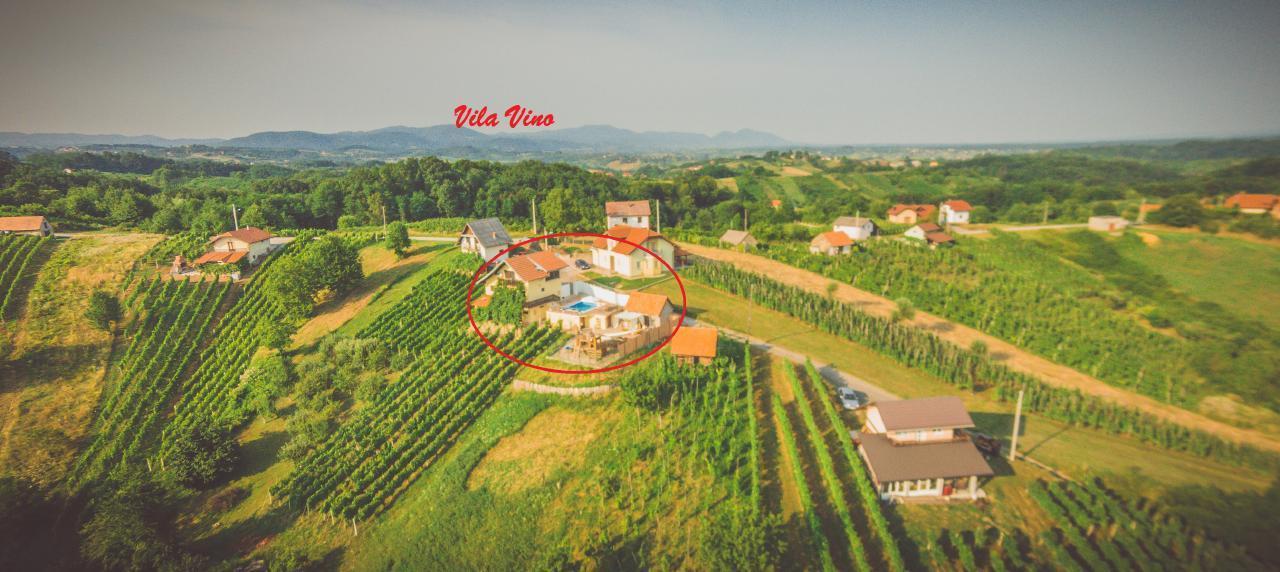 Ferienhaus Vila Vino, Weinberghaus (647778), Ozalj, , Mittelkroatien, Kroatien, Bild 34