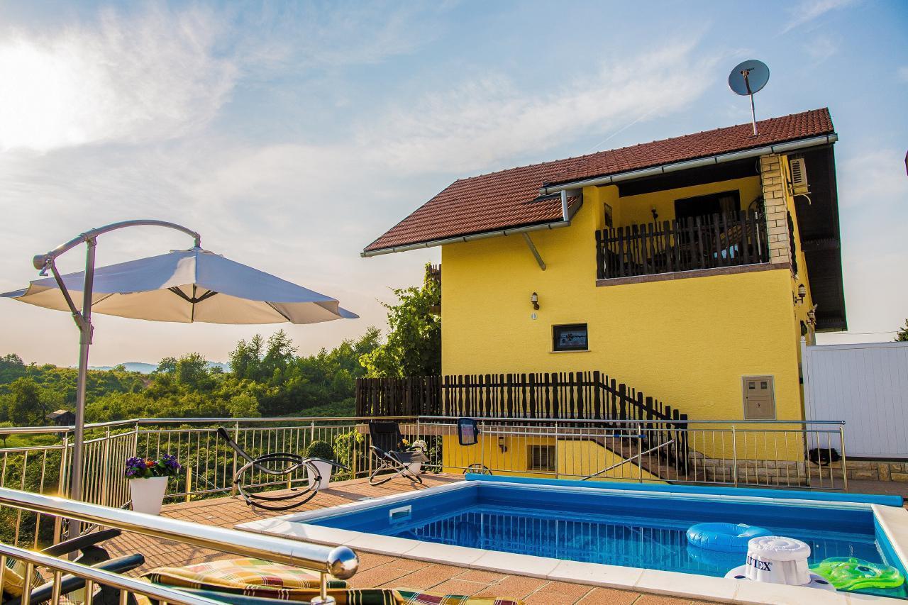 Ferienhaus Vila Vino, Weinberghaus (647778), Ozalj, , Mittelkroatien, Kroatien, Bild 2