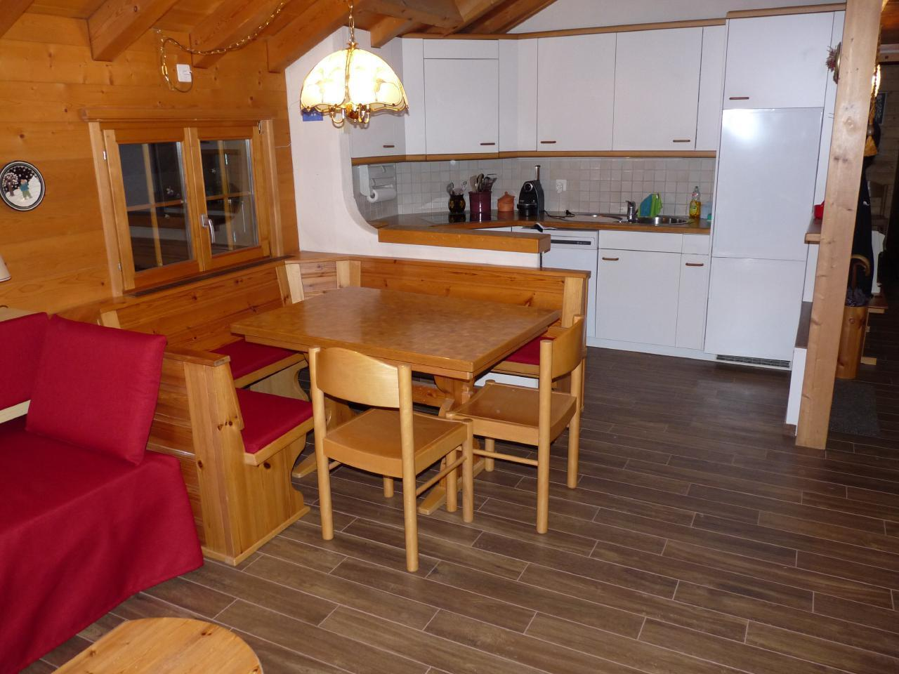 Holiday apartment Chalet Kiefer (657014), Grindelwald, Jungfrau Region, Bernese Oberland, Switzerland, picture 6