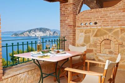 Ferienwohnung Villas Cavo Marathia   Familien Maisonette mit Panorama Meerblick (66525), Marathias, Zakynthos, Ionische Inseln, Griechenland, Bild 6