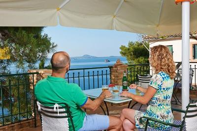 Ferienwohnung Villas Cavo Marathia   Familien Maisonette mit Panorama Meerblick (66525), Marathias, Zakynthos, Ionische Inseln, Griechenland, Bild 24