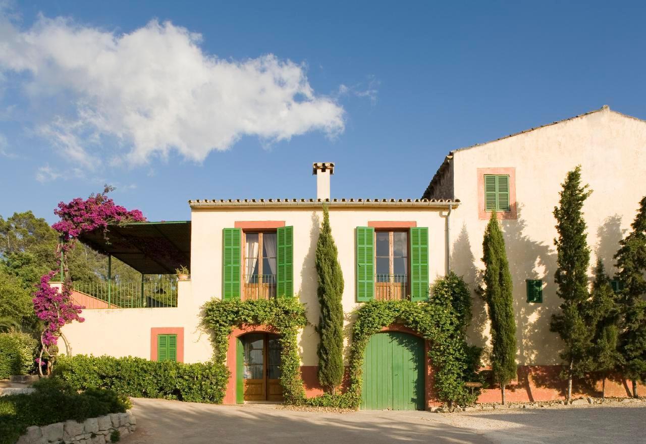Appartement de vacances für 4 Personen auf einer typischen mallorquinischen Finca in Lloret de Vistalegre (66536), Lloret de Vistalegre, Majorque, Iles Baléares, Espagne, image 12