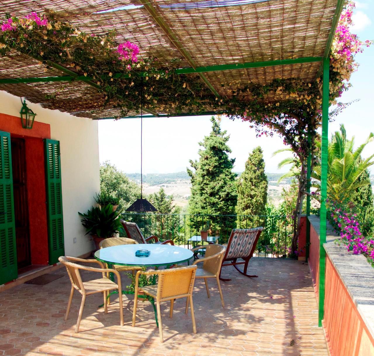 Appartement de vacances für 4 Personen auf einer typischen mallorquinischen Finca in Lloret de Vistalegre (66536), Lloret de Vistalegre, Majorque, Iles Baléares, Espagne, image 9