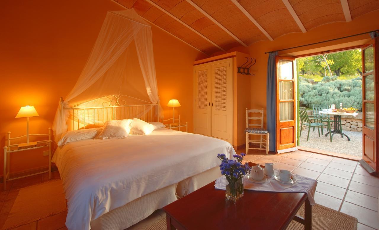 Appartement de vacances für 2 Personen auf einer typischen mallorquinischen Finca in Lloret de Vistalegre (66537), Lloret de Vistalegre, Majorque, Iles Baléares, Espagne, image 8