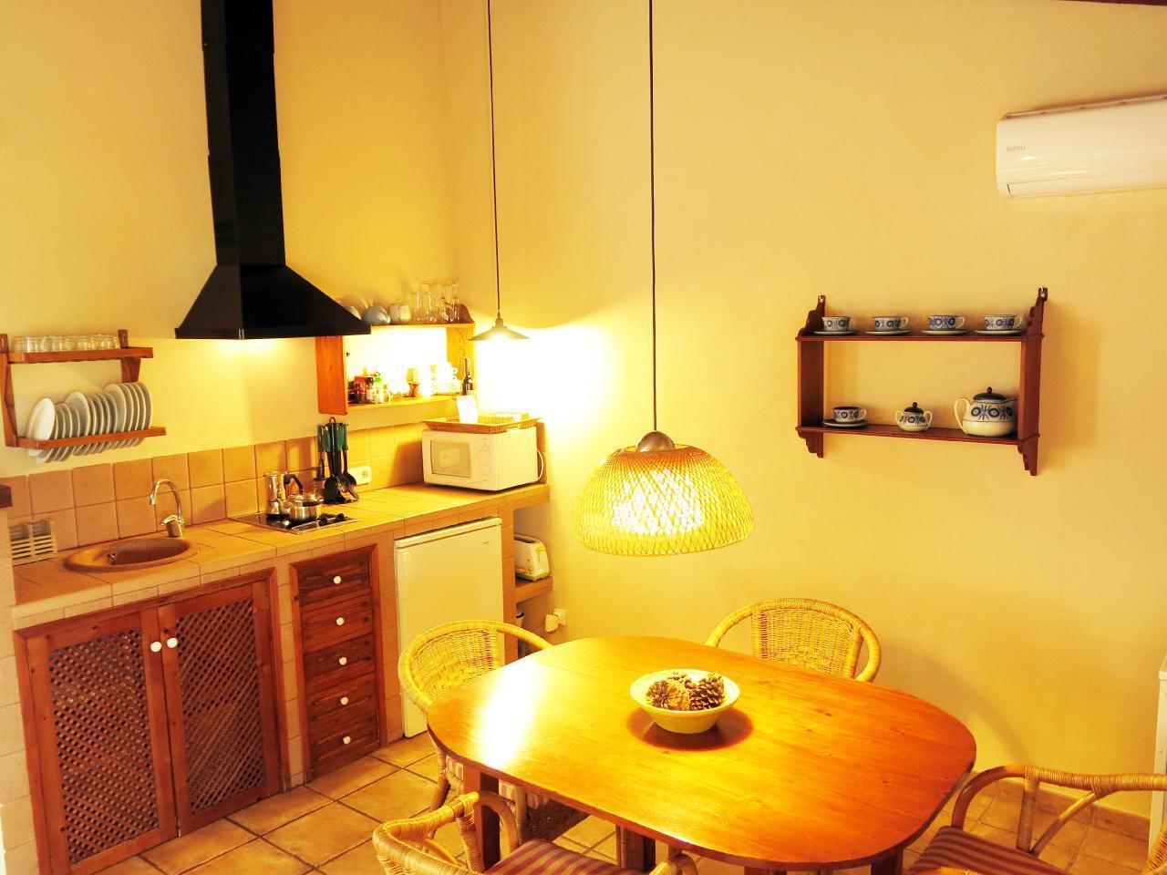Appartement de vacances für 2 Personen auf einer typischen mallorquinischen Finca in Lloret de Vistalegre (66537), Lloret de Vistalegre, Majorque, Iles Baléares, Espagne, image 11