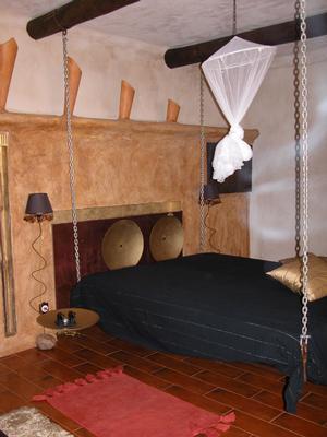 Ferienhaus Exklusive Villa in idyllischer Lage, gr. Veranda, Salzwasser-Pool, Kräutergarten (660572), Vimieiro, , Alentejo, Portugal, Bild 4