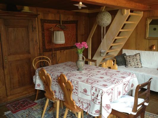 Maison de vacances Heidi chalet (665330), Rossinière, Alpes vaudoises, Vaud, Suisse, image 5