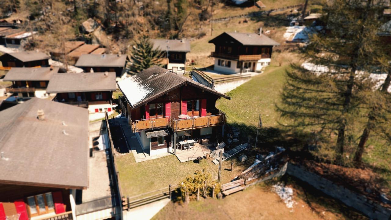 Holiday house Chalet Dunys (671214), Grächen, Grächen - St. Niklaus, Valais, Switzerland, picture 2
