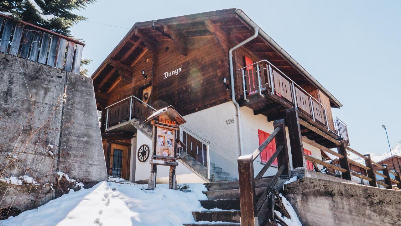 Holiday house Chalet Dunys (671214), Grächen, Grächen - St. Niklaus, Valais, Switzerland, picture 8