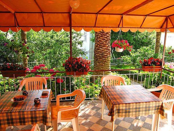Holiday apartment FeWo Marija `panjol 2 (674738), Rab, Island of Rab, Kvarner, Croatia, picture 2