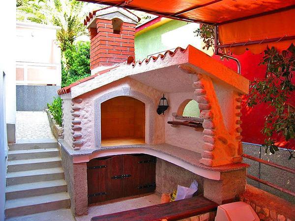 Holiday apartment FeWo Marija `panjol 2 (674738), Rab, Island of Rab, Kvarner, Croatia, picture 17
