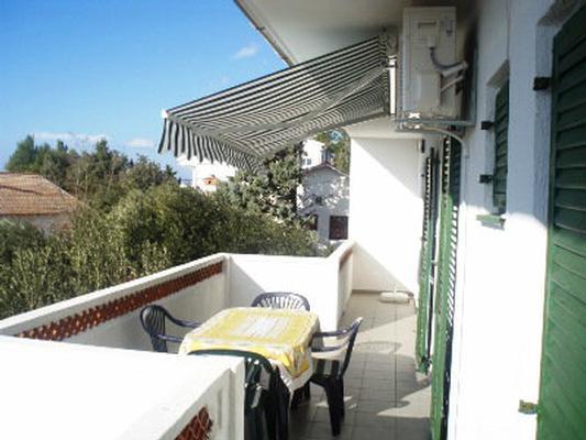 Holiday apartment FeWo Travaai Siniaa - MAJA 1 - (674831), Rab, Island of Rab, Kvarner, Croatia, picture 10