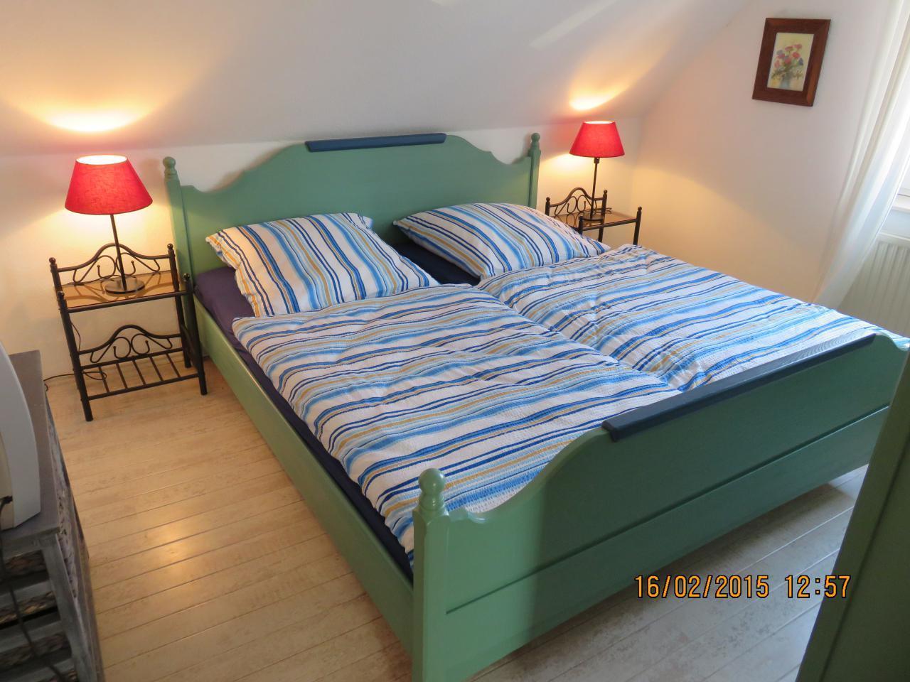 OG - Schlafzimmer 1