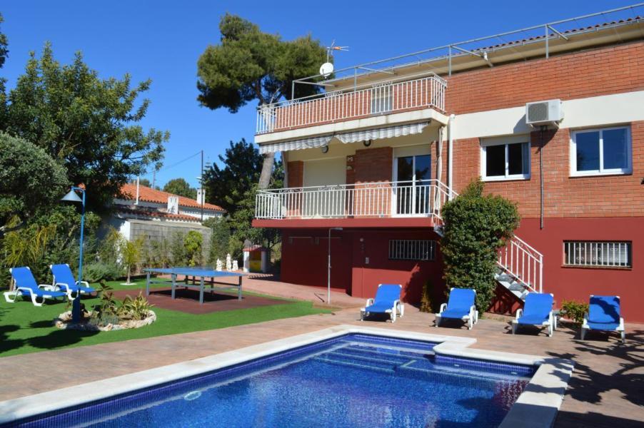 Ferienhaus Villa Lagem (681984), Cubelles, Costa del Garraf, Katalonien, Spanien, Bild 1