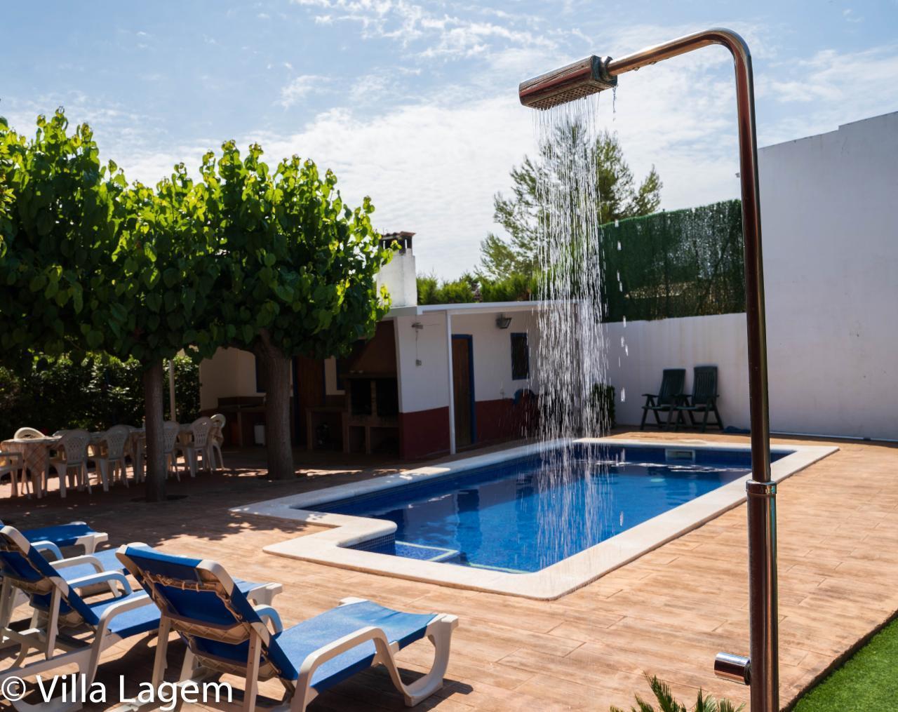 Ferienhaus Villa Lagem (681984), Cubelles, Costa del Garraf, Katalonien, Spanien, Bild 5