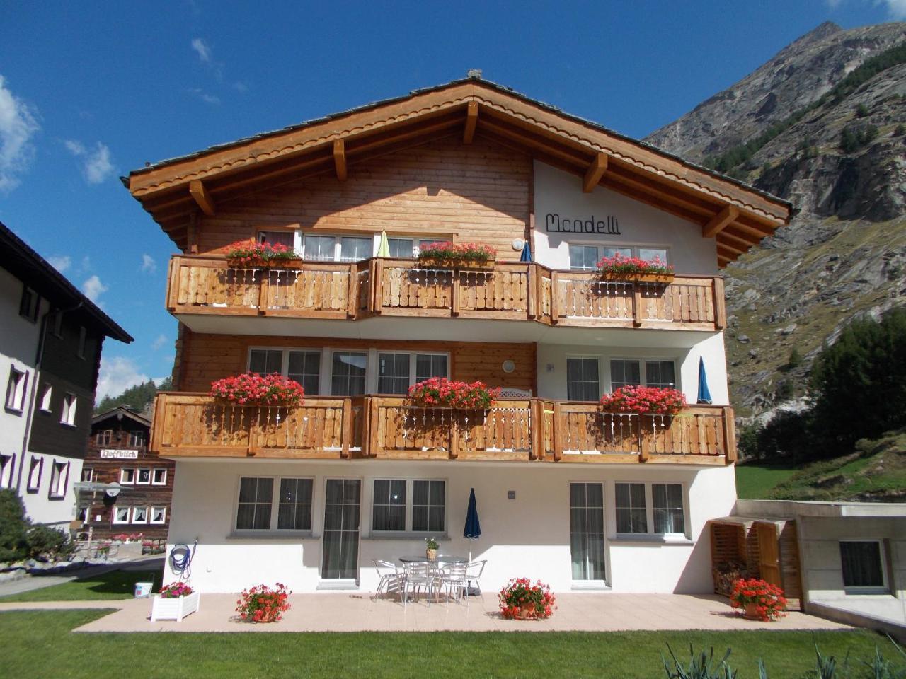 Ferienwohnung Topwohnung für 2 - 3 Personen mit einem getrennten Schlafzimmer (683618), Saas Almagell, Saastal, Wallis, Schweiz, Bild 1