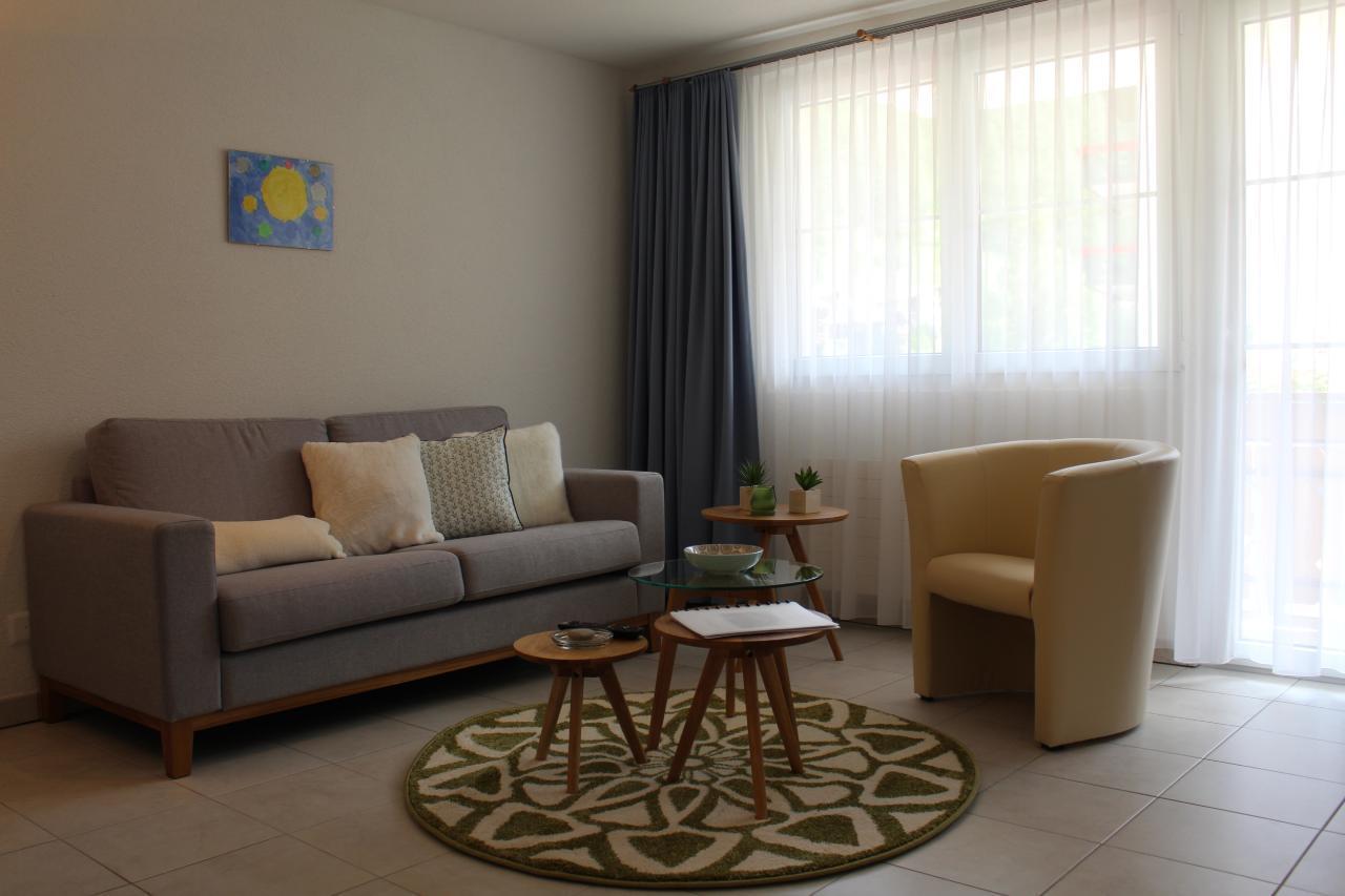 Ferienwohnung Topwohnung für 2 - 3 Personen mit einem getrennten Schlafzimmer (683618), Saas Almagell, Saastal, Wallis, Schweiz, Bild 4