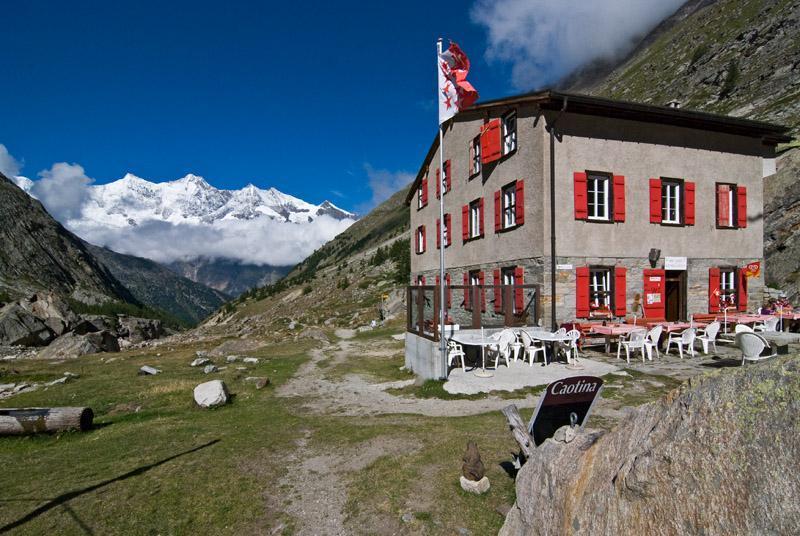 Ferienwohnung Topwohnung für 2 - 3 Personen mit einem getrennten Schlafzimmer (683618), Saas Almagell, Saastal, Wallis, Schweiz, Bild 13