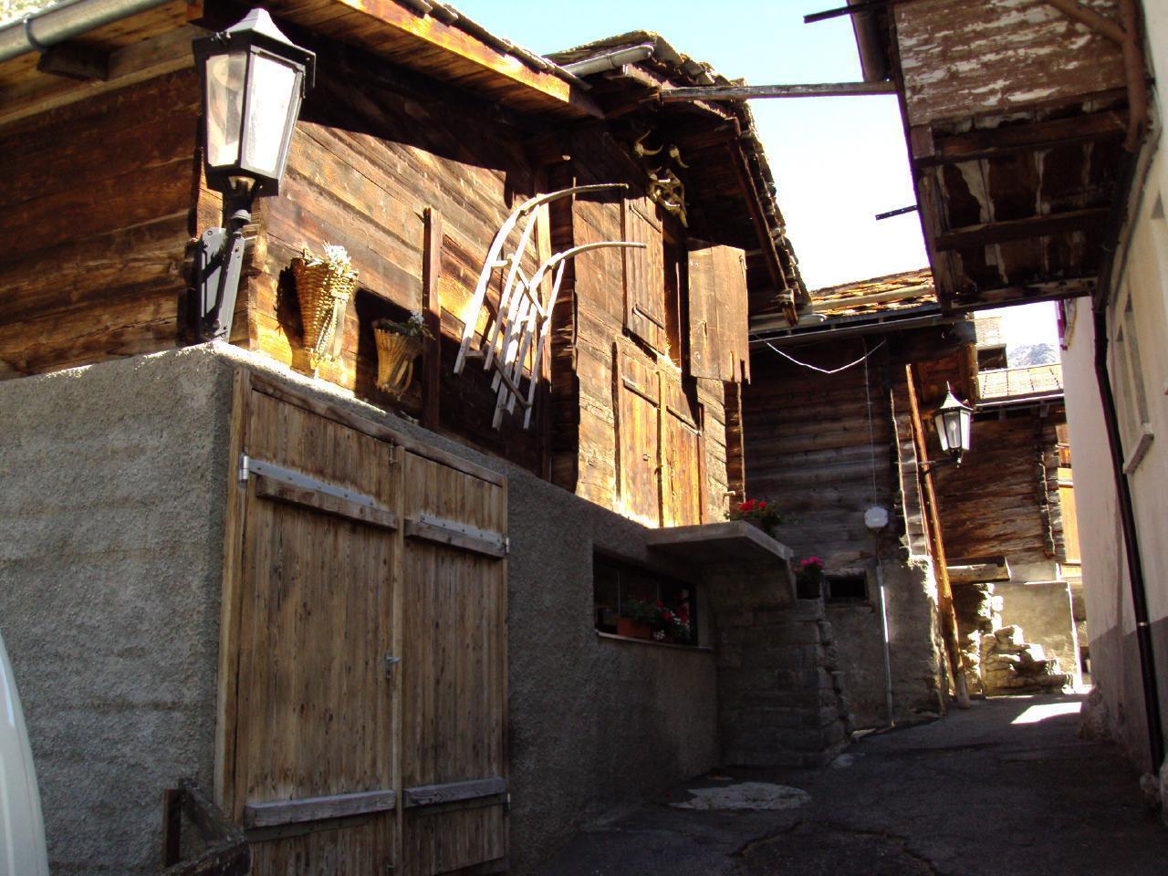 Ferienwohnung Topwohnung für 2 - 3 Personen mit einem getrennten Schlafzimmer (683618), Saas Almagell, Saastal, Wallis, Schweiz, Bild 23