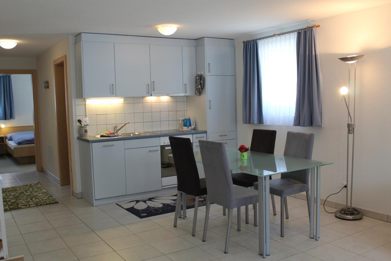Ferienwohnung Topwohnung für 2 - 3 Personen mit einem getrennten Schlafzimmer (683618), Saas Almagell, Saastal, Wallis, Schweiz, Bild 6