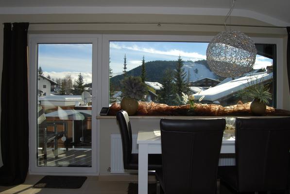 Appartement de vacances Luxus Appartement: Am Geigenbühel I******, Kamin, Sauna, Südloggia, gigantische Aussicht! (685575), Seefeld in Tirol, Seefeld, Tyrol, Autriche, image 5
