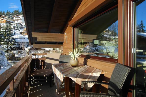 Appartement de vacances Luxus Appartement: Am Geigenbühel I******, Kamin, Sauna, Südloggia, gigantische Aussicht! (685575), Seefeld in Tirol, Seefeld, Tyrol, Autriche, image 17