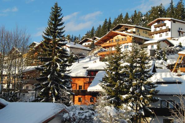 Appartement de vacances Luxus Appartement: Am Geigenbühel I******, Kamin, Sauna, Südloggia, gigantische Aussicht! (685575), Seefeld in Tirol, Seefeld, Tyrol, Autriche, image 18