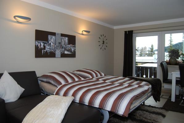 Appartement de vacances Luxus Appartement: Am Geigenbühel I******, Kamin, Sauna, Südloggia, gigantische Aussicht! (685575), Seefeld in Tirol, Seefeld, Tyrol, Autriche, image 7