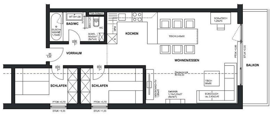 Appartement de vacances Luxus Appartement: Am Geigenbühel I******, Kamin, Sauna, Südloggia, gigantische Aussicht! (685575), Seefeld in Tirol, Seefeld, Tyrol, Autriche, image 24