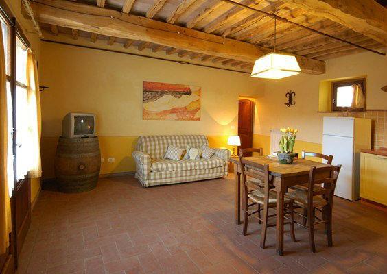 Holiday apartment Podere La Marronaia -2pax Flat (689462), San Gimignano, Florence - Chianti - Mugello, Tuscany, Italy, picture 2