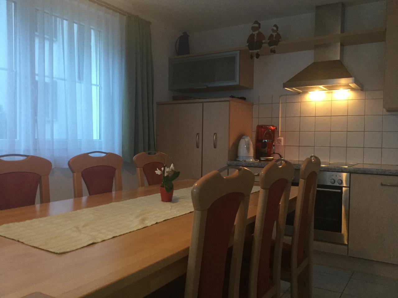 Ferienwohnung für 2 - 5 Personen mit zwei getrennten Schlafzimmern (692149), Saas Almagell, Saastal, Wallis, Schweiz, Bild 9