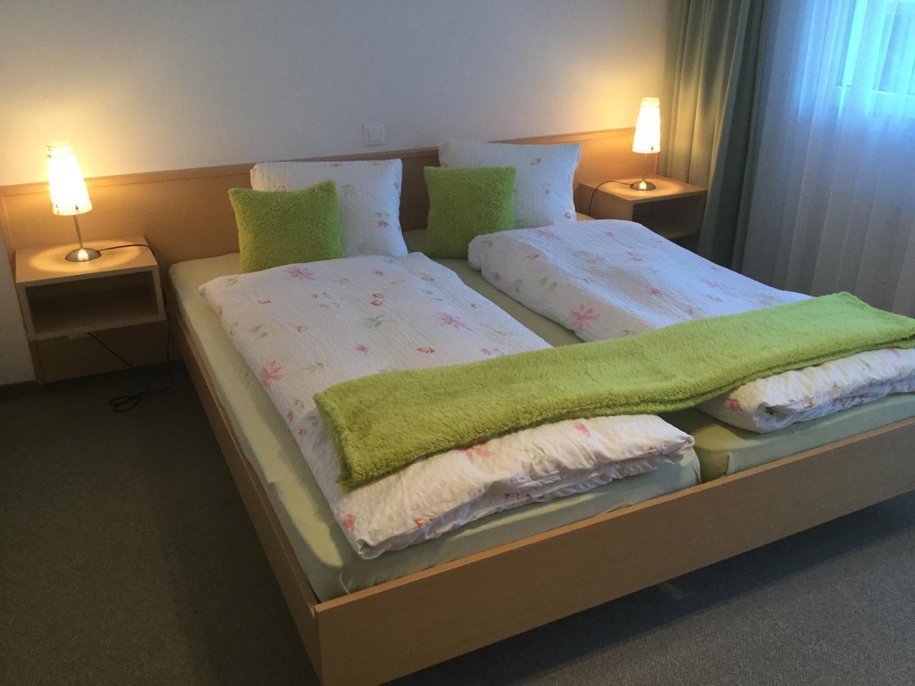 Ferienwohnung für 2 - 5 Personen mit zwei getrennten Schlafzimmern (692149), Saas Almagell, Saastal, Wallis, Schweiz, Bild 12
