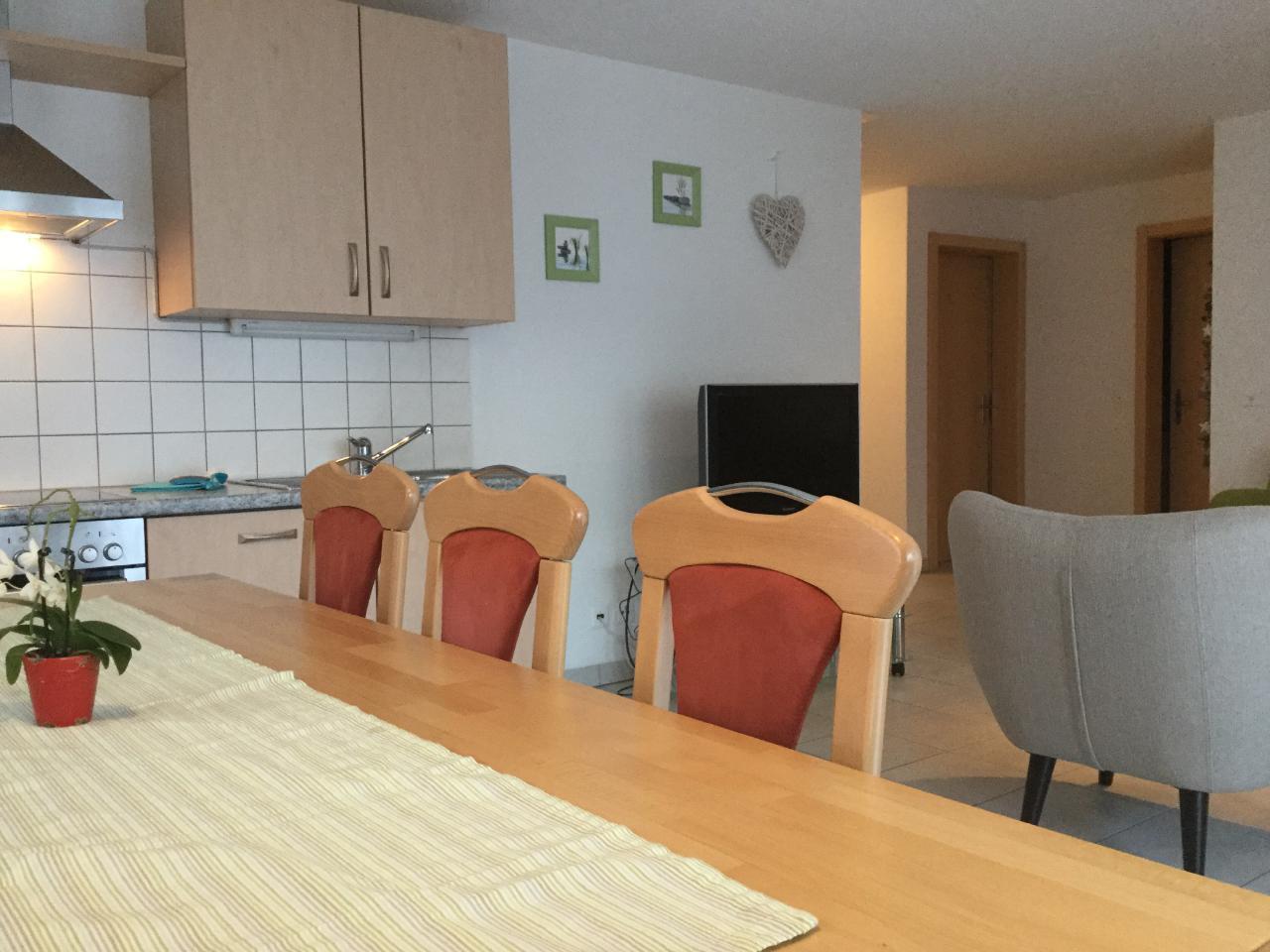 Ferienwohnung für 2 - 5 Personen mit zwei getrennten Schlafzimmern (692149), Saas Almagell, Saastal, Wallis, Schweiz, Bild 7