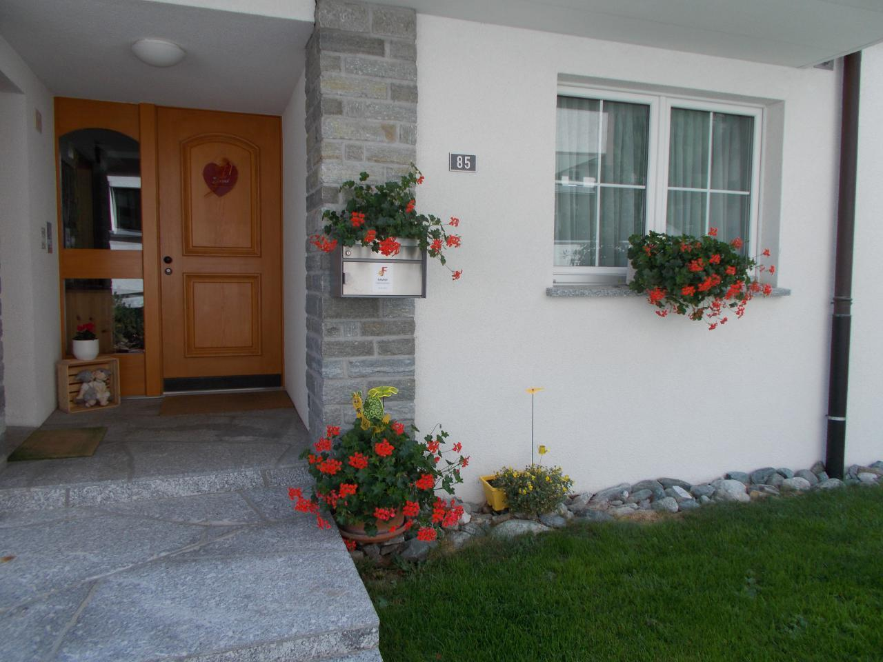 Ferienwohnung für 2 - 5 Personen mit zwei getrennten Schlafzimmern (692149), Saas Almagell, Saastal, Wallis, Schweiz, Bild 2