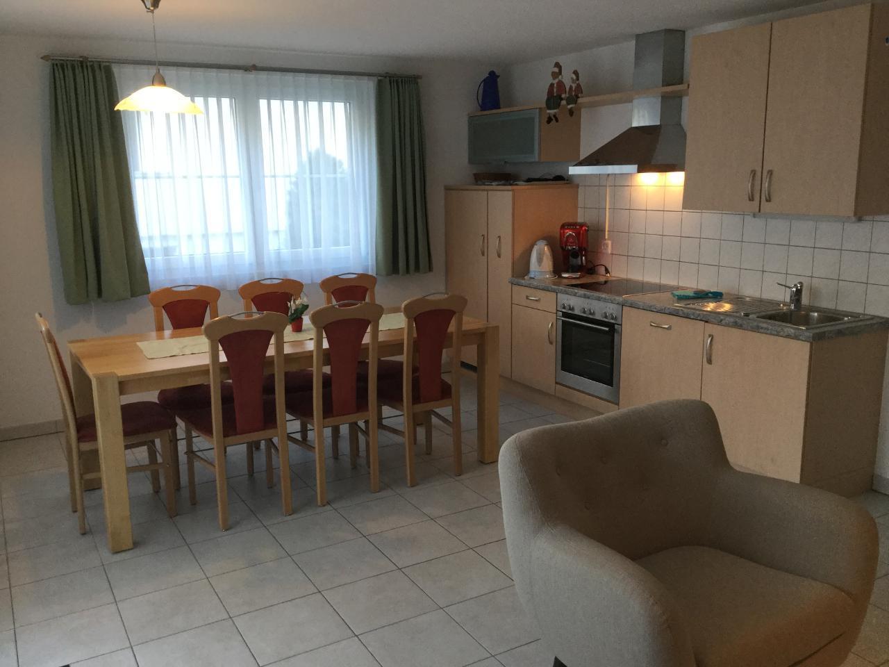 Ferienwohnung für 2 - 5 Personen mit zwei getrennten Schlafzimmern (692149), Saas Almagell, Saastal, Wallis, Schweiz, Bild 8