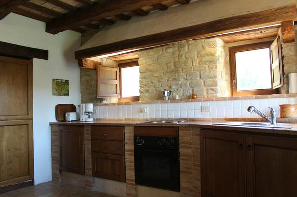 Ferienhaus Casa Molnar (692244), Penna San Giovanni, Macerata, Marken, Italien, Bild 2